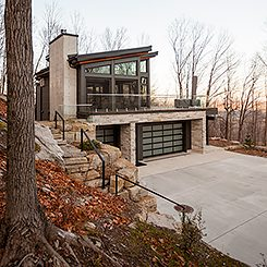 Constructions Boivin | LP Architecture + Design | Bromont