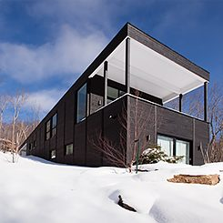 Constructions Boivin | Paul Bernier architecte | Sutton