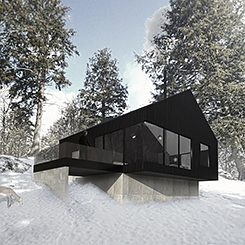 Constructions Boivin | _naturehumaine [ architecture & design ] | Eastman
