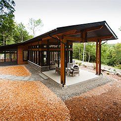 Constructions Boivin | Studio MMA , Atelier d'architecture | Sutton